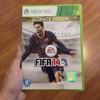 FIFA 14 ULTIMATE EDITION XBOX360