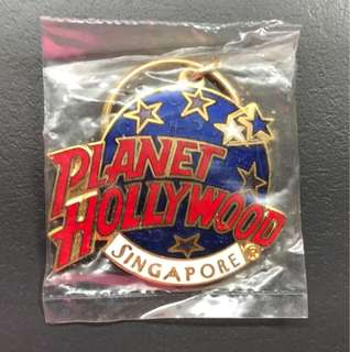 Planet Hollywood Keychain