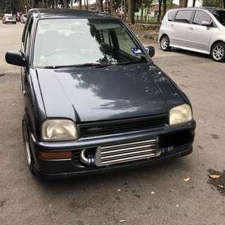 Mira 1.0 turbo