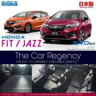 Honda Fit / JAZZ 2018