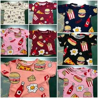 Wholesale & Retail Kids' Shirts
