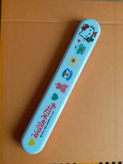 Sanrio Hello Kitty盒裝筷子