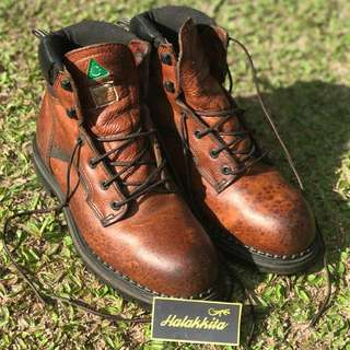 Red Wing (Type 3526 - Safety Shoes)