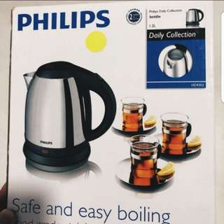 Brand New Philips Kettle 1.2L