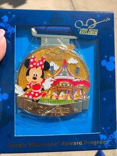 香港迪士尼樂園大pin