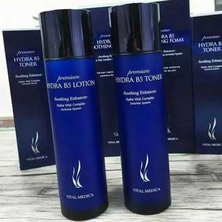A.H.C Hydra B5 Toner & Lotion Set 120ml + 120ml