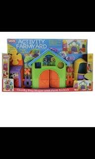 BNIB Funtime Activity Farmyard
