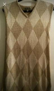 Men's sweater vest (Xs)
