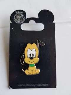Pluto brooch