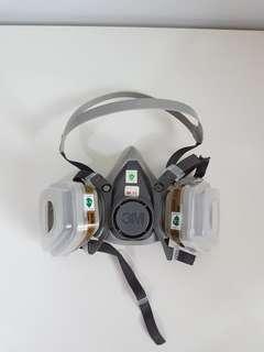3M respirator and Filter