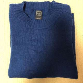GAP 100% Cashmere sweater