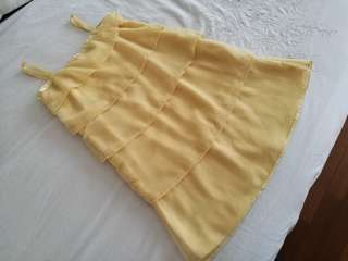 Gap yellow top for girls