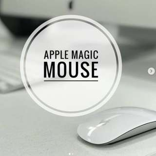 Authentic Apple Mouse