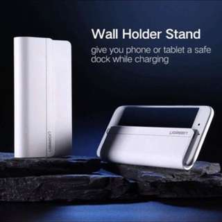 Wall holder stand