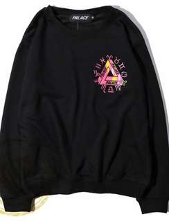 Authentic Palace Zodiac Sweatshirt Pullover