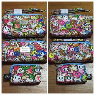 Tokidoki X Jujube Be Set In Tokipops BNWT