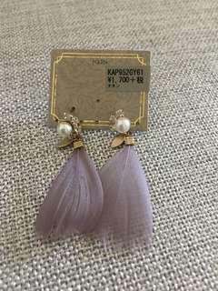 Japanese brand Kaza Earrings