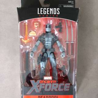 Marvel Legends Hascon Deadpool X-FORCE exclusive