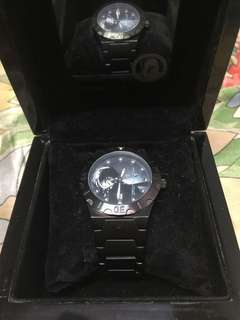 Limited Black Jack watch