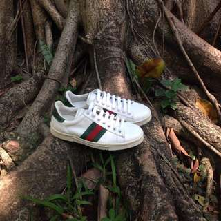 For Sale: Gucci Leather Shoes‼️