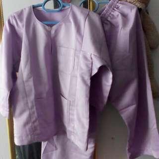 Baju Melayu Budak #Bajet20