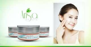 Arisa Bèaute's Phyto Eye Cream
