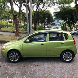 Chevrolet AVEO 1.5 (A)