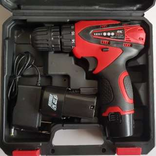 Cordless 12V Electric Screw Driver Drill