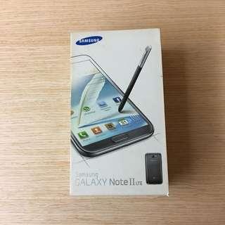 正版Samsung Note II 手機盒