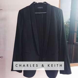 Charles and keith blazer