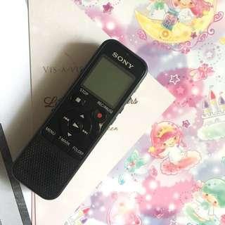 Sony audio recorder PX440