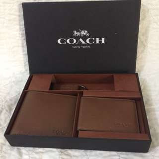 Coach F74118 Dark Saddle