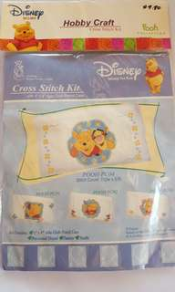 Winnie the Pooh embroidery kit