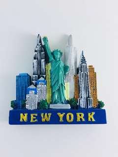 New York ref/fridge magnet