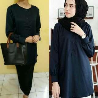 tunic/blouse/ baju muslim