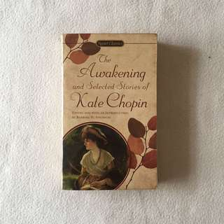 The Awakening and Selected Stories of Kate Chopin book edited by Barbara H. Solomon 📚   📖B10