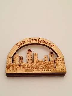 San Gimignano, Italy Ref/fridge magnet