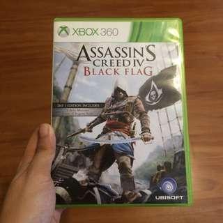 ASSASSIN'S CREED IV BLACK FLAG XBOX 360