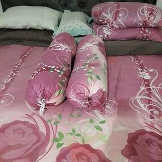Sprei 160 / queen size bed FREONG JABODETABEK