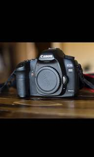 Canon EOS 5D Mark 2 BODY + BATT GRIP