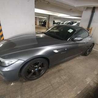 BMW Z4 2.5 2011