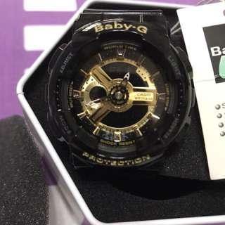 Baby G shock authentic