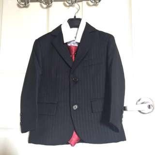 Kids Formal Suit Complete Set