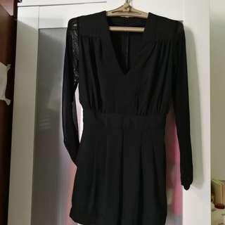 Black Jumpsuit for party