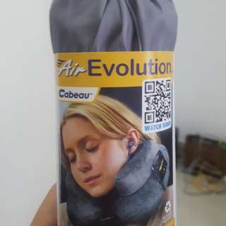 Cabeau Inflatable pillow