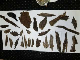 VARIOUS SUPER RARE COLLECTION AGARWOOD