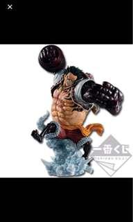 Luffy 4th Gear prize B, Kong Gun