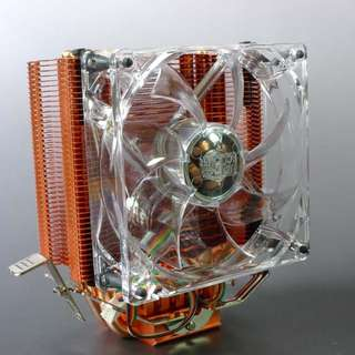 Brand New PC Cooler S90H CPU Cooler For Amd And Intel Processors Not pure copper