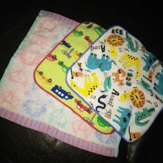 Baby small towel