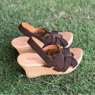 Fladeo Woman Wedges